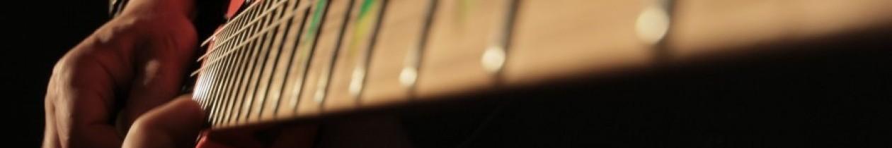 Dave Buckley Guitar